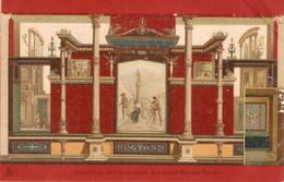 """Beautiful Art In A Roman Home"" Tuck Ancient Roma Series PC # 214 - Tuck, Raphael"