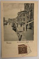 VENEZIA FONDAMENTA S. GIOBBE - Venezia (Venice)