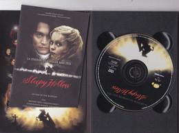 Sleepy Hollow - La Légende Du Cavalier Sans Tête - J. Depp - C. Ricci - Horror