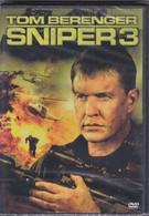Sniper 3 - Tom Berenger - History