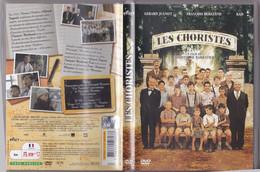 Les Choristes G. Jugnot - F. Berleand - History