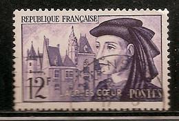 FRANCE N° 1034 OBLITERE - Usados