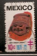 MEXIQUE OBLITERE - Mexico