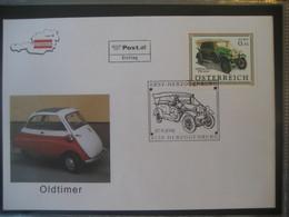 Österreich 2002- FDC Sonderkuvert Mit MiNr. 2392 - FDC