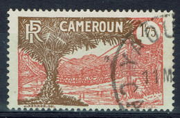 Cameroun Français, 1f75, Pont De Liane, 1927, Obl, TB Cachet De Yaoundé - Oblitérés