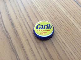 """Capsule *x De Bière """"Carib PREMIUM Lager"""" Trinidad & Tobago - Caraïbes - Soda"""