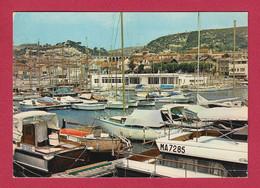 13 - MARSEILLE - L'ESTAQUE - Le Port Et La C.A.M - 1973 - L'Estaque