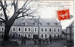 Ham Somme - Château L'Arbre De La Liberté Et Le Batiment B Editeur Poidevin 1913 - Ham