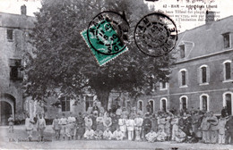 Ham Somme - Château L'Arbre De La Liberté Juniet Rasse éditeur 1910 - Ham