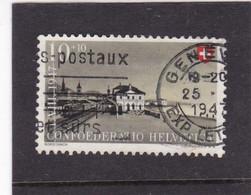 Switzerland Schweiz Suisse 1947 Mi 481 Used - Eisenbahnen