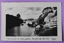 Ploumanac'h  Un Joli Coin Du Port  Edt  Ciml   N°  206 - Ploumanac'h