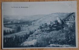46 : La Rivière De Montvalent - Traces D'usure Angle Haut Droit - (n°19664) - Unclassified