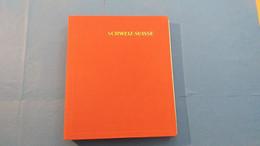 Lot N° TH 322  SUISSE Un Album Complet Seul Les Pages Avec Des Timbres Sont Photographiés - Sammlungen (im Alben)