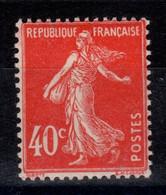 YV 194 N** Semeuse Cote 6 Euros - Unused Stamps