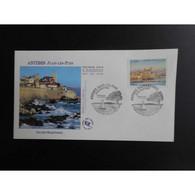 FDC - Antibes Juan-les-Pins (Alpes Maritimes) - Oblit 15/7/06 - 2000-2009