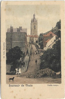 Thuin   *  Souvenir De Thuin - Vieille Rampe  (Nels, Coloré) - Thuin
