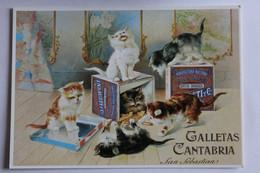 Galletas Cantabria - Cpm - Publicidad
