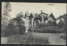 "DEURNE * VILLA "" MOUETTES "" * 1923 * EDIT DE LUYCK DEURNE * 2 SCANS - Antwerpen"