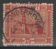 Sarre - YT 90 Oblitéré - 1922-23 - Used Stamps