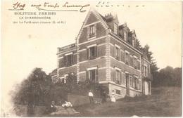 """Dépt 77 - REUIL-EN-BRIE - La Charbonnière - """"SOLITUDE PARISIS"""" - (environs De La Ferté-sous-Jouarre) - Imp. E. Le Deley - Sonstige Gemeinden"""