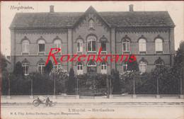 Hoogstraten Hoogstraeten L'Hopital Gasthuis Geanimeerd 1906 Melkboer Geanimeerd (In Zeer Goede Staat) - Hoogstraten