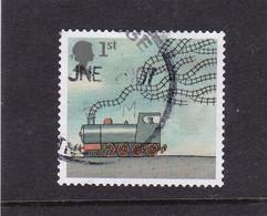 GB - UK (2007) Yv. 2854 Mi 2497 Train Used - Eisenbahnen