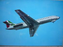 Avion / Airplane  / ALITALIA / Caravelle - 1946-....: Era Moderna