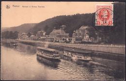 +++ CPA - NAMUR - Kursaal Et Bateau Touriste - Nels   // - Namur