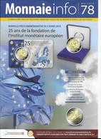 Le Magazine De La Monnaie Royale De Belgique  Nos 78 Mai 2019 - French