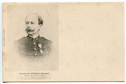Pionnière * Comte De VILLEBOIS MAREUIL Ancien Colonel Du 67e D'Infanterie Mort Héroïquement à Boshof En 1900 - Politicians & Soldiers