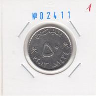 Oman 50 Baisa 2013 - Oman