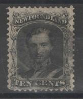 Terre-Neuve - YT 23 Oblitéré - 1866-71 - 1865-1902