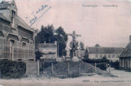 Belgique - Ieper - Vlamertinghe - Calvarieberg - Ieper