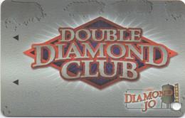 Diamond Jo Casino : Dubuque IA : Double Diamond Club - Casino Cards