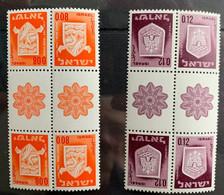 Israël 1966  Y Et T 275/277 ** - Neufs (sans Tabs)