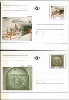 SOLDES - 1993 - CA 44 Et 45 ** HERGE Et LANDUYT - Cartes Illustrées