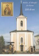 CPA CHISINAU- SAINT GEORGE CHURCH - Moldavië