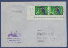 Schiffsstempel Vierwaldstättersee (aa5998) - Postmark Collection