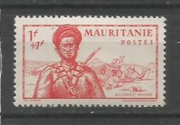 Timbre Colonie Française Mauritanie Neuf * N 116 - Neufs