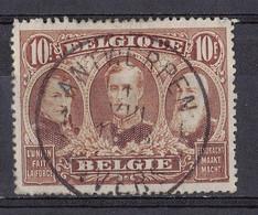 Belgique: 149 Oblitéré - 1918 Red Cross