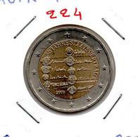 AUTRICHE 2 € COMMEMORATIVE  50 ANS TRAITE   2005 ( UNC ) Lot N° 224 - Austria