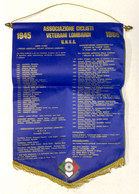 Gagliardetto Vintage - Associazione Ciclisti Veterani Lombardi 1945 - 1980 - Cyclisme