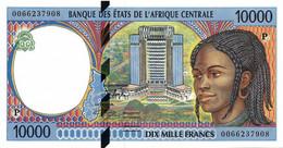 ETATS DE L'AFRIQUE CENTRALE  2000  10000 Franc  -  P.605Pf  Neuf UNC - Central African States