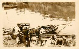Clohars Carnoët * Doëlan * Les Pêcheurs De Sardines * Pêche Pêcheur - Clohars-Carnoët