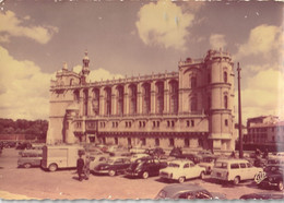 Cpsm  SAINT GERMAIN EN LAYE/chateau :AUTOMOBILES ,tube CITROEN,/PANHARD/2O3/403 COMMERCIALE - Autres