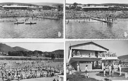 BESANCON (Doubs) - 4 CPSM Différentes De La Piscine, Vestiaires, Douches. Années 1960. TB état. 4 Scan - Besancon