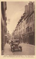 BESANCON (Doubs). Rue Battant, Avec Les Gargouilles De L'Hôtel De Champagney. Edition Braun, N° 20206. Non Circulée. TBE - Besancon