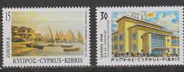 Chypre Europa 1998 N° 916/ 917 ** Festivals Nationaux - 1998
