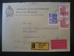 Österreich 1969- Reco Express Geschäftss-Brief Gelaufen Von Haag/Hausruck Nach Linz - 1961-70 Covers