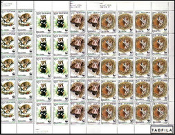 BULGARIA / BULGARIE - 1994 - Protection De La Nature - Hamsters - WWF - 6v** PF De 20 - Nuevos